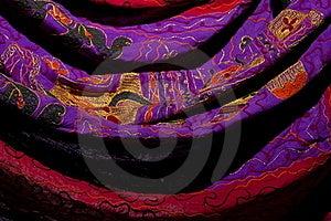 Luxury Claret Silk Background Royalty Free Stock Images - Image: 16836229
