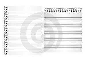 Letter Pad Royalty Free Stock Photos - Image: 16836298
