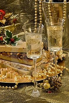 Christmas Nougat Royalty Free Stock Images - Image: 16836709