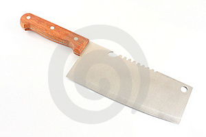 Duży Kuchennego Noża Użyteczność Obrazy Stock - Obraz: 16838264