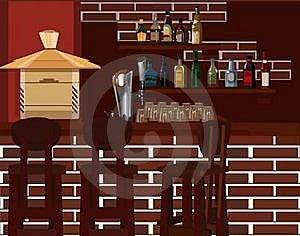 Bar Stock Photos - Image: 16843663