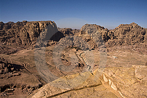 Petra, Jordan Royalty Free Stock Photography - Image: 16856707