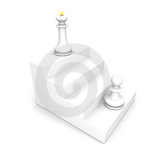 Career Opportunities Pawn Royalty Free Stock Photo - Image: 16859055