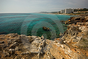 Menorcan Shoreline Stock Images - Image: 16860814