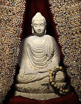 Meditating Buddha Royalty Free Stock Photography - Image: 16864207