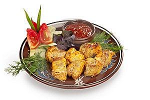 Chicken Brisket Pieces Royalty Free Stock Photo - Image: 16869875