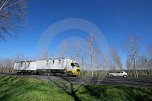 Convoy Royalty Free Stock Photography - Image: 16871097