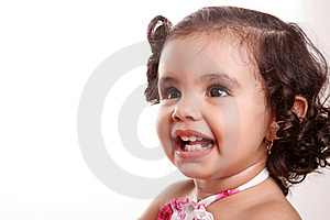 Girl Smiling Royalty Free Stock Photo - Image: 16871695