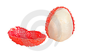 Peeled Lychee Royalty Free Stock Photo - Image: 16875435