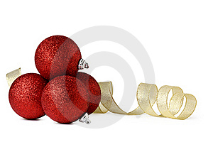 Xmas Ball Stock Image - Image: 16876601