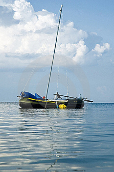 Rubbery Boat Stock Photos - Image: 16877373