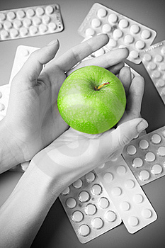 Healthy Choice Stock Images - Image: 16877984