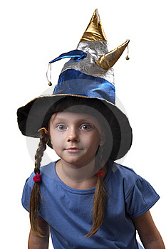 Little Witch Stock Images - Image: 16878024