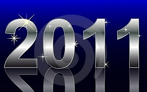 Happy New Year 2011 Royalty Free Stock Photos - Image: 16878068