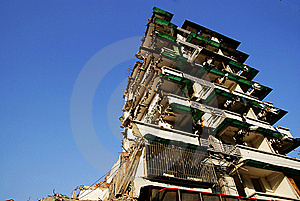Demolished Building Stock Photos - Image: 16880593