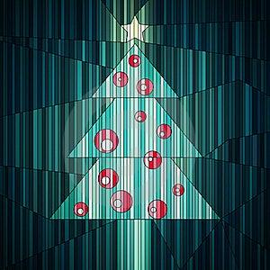 Christmas Tree Royalty Free Stock Photography - Image: 16888967