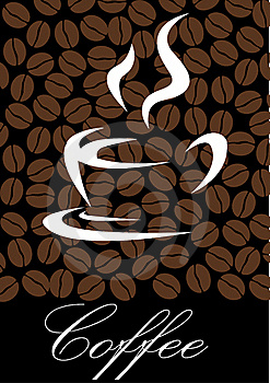 Coffee Symbol Royalty Free Stock Images - Image: 16889459