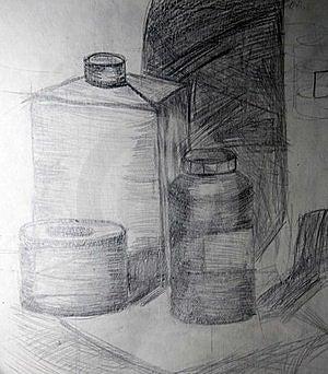 Drawing Academic Stock Image - Image: 16890431