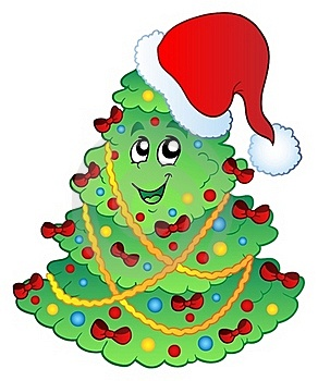 Decorated Christmas Tree 2 Stock Photography - Image: 16890732