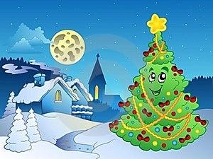 Merry Christmas Theme 3 Royalty Free Stock Photo - Image: 16890755