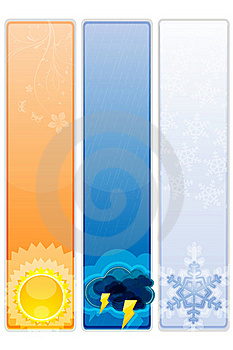 Weather Variations Royalty Free Stock Photos - Image: 16890968