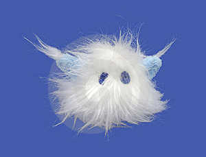 Small Cuddly Hairy Toy Stock Image - Image: 16891001