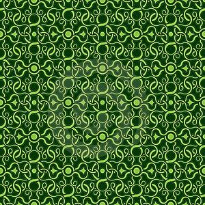 Blue Seamless Wallpaper Stock Image - Image: 16893801