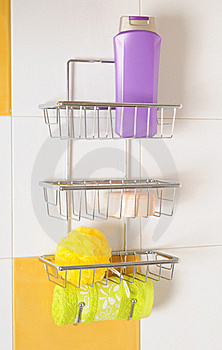 Bath Objects. Stock Photography - Image: 16894352