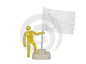 Waving Flag Stock Photos - Image: 16895773