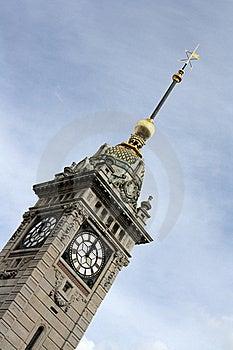 Clock Tower Royalty Free Stock Image - Image: 16899656