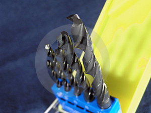 Drills Stock Photo - Image: 1690960