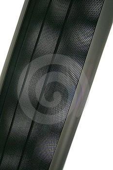 Audio Speaker Royalty Free Stock Photos - Image: 1696118