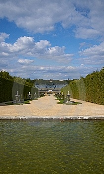 Palace Of Versailles Stock Images - Image: 16905314