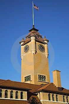 Landmark Of Springfield Stock Image - Image: 16915801