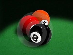 Eight Ball Royalty Free Stock Image - Image: 16917756