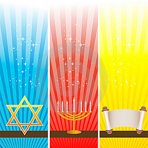 Hanukkah Card Stock Photography - Image: 16921842