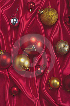 Baubles Royalty Free Stock Images - Image: 16923679