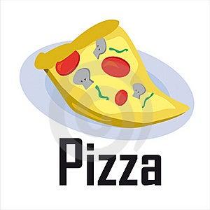 Pizza Royalty Free Stock Photo - Image: 16927075