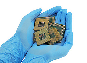 Cpu In Laudon Stock Photos - Image: 16929353