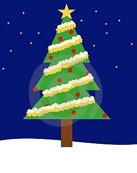 Christmas Tree Stock Photography - Image: 16930202