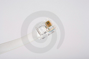 Phone Cord Royalty Free Stock Image - Image: 16933266