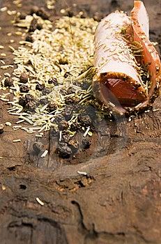 Smoked Pork  Fillet Royalty Free Stock Photos - Image: 16937068