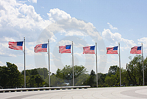 Flags Royalty Free Stock Images - Image: 16947119