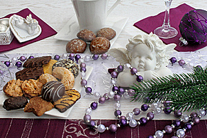 Christmas Sweets Royalty Free Stock Photography - Image: 16952557