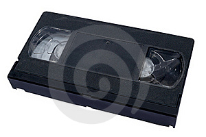 Videocassette Royalty Free Stock Photography - Image: 16952937