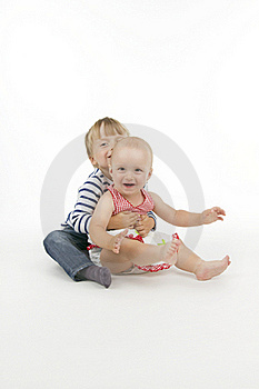 Boy And Girl Royalty Free Stock Images - Image: 16953569