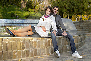In Love With Autumn Stock Photo - Image: 16954300