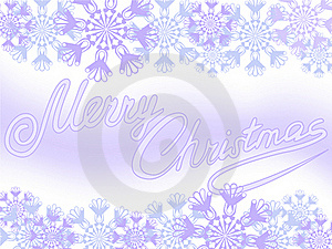 Purple Snowflakes Stock Photos - Image: 16956953