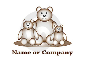 Teddy Bear Family Stock Image - Image: 16957881