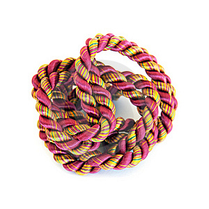 A Tangled Ball Of Twine Stock Photography - Image: 16968192